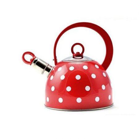 PERFECT HOME 13505 teafőző, teáskanna 2.5 l pöttyös