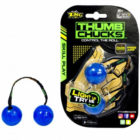 THUMB CHUCKS - TIKI-TAKI- Led