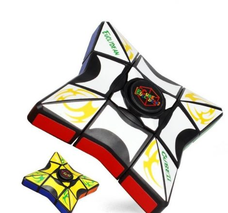 Fidget Spinner Puzzle