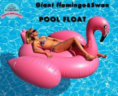 Nagy Méretű Flamingó Matrac