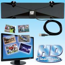 Földi sugárzású digitális HD TV antenna
