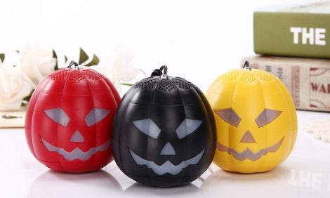 Halloween Tök Bluetooth Hangszóró