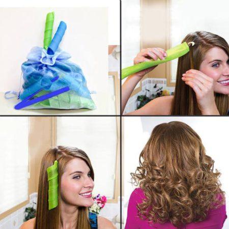 Hair Wavz hajgöndörítő szett