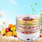 DRY Fit gyümölcs és zöldség aszaló gép