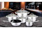 Platinum márványos 12 részes edénykészlet
