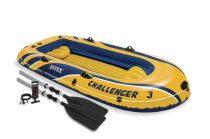 Intex Challenger 3 Személyes Csónak