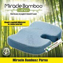 Gerinc kímélő Ülőpárna-Bamboo