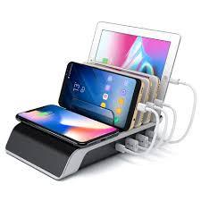 Hálózati USB töltőállomás
