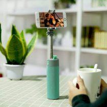 Bluetooth szelfie bot power bankkal és hangszóróval