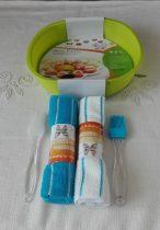 Szilikon Torta Forma+ Ecset,Ajándék Törlőkendővel