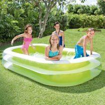 Egyszerű, felfújható gyerek medence-INTEX