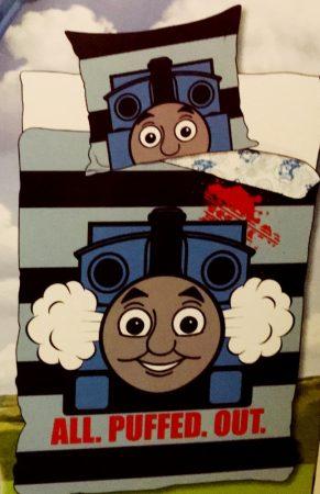 Thomas, a gőzmozdony ágynemű