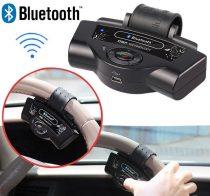Bluetooth Autós Kihangosító Készlet Szivargyújtó Töltővel – BT8109B