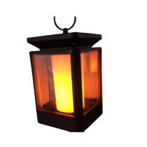 Solar Flame Light -napelemes fáklya pislákoló fénnyel