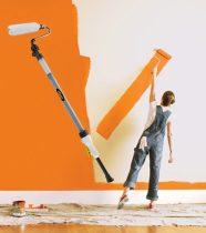 Paint Roller Clever Paintbrush-Festőhenger