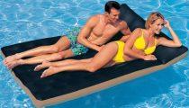Kétszemélyes exclusive kemping matrac-INTEX