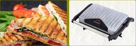 Royalty Line panini készítő 750W
