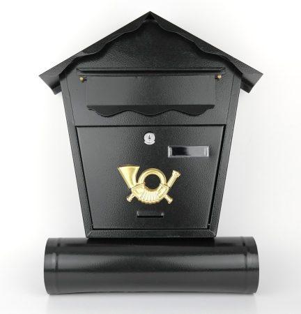 Möller újságtartós postaláda