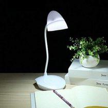 Asztali LED lámpa tölthető akkumulátorral -Összecsukható