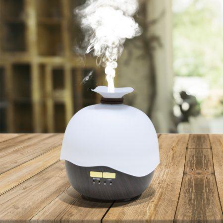 Aroma diffúzor / LED-es párásító