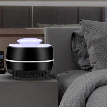 NV-812 rovarcsapda és szúnyogirtó készülék ventilátorral és LED világítással