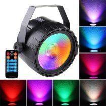 LED-Es UV COB Dj Lámpa Távirányítóval