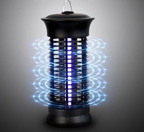 Elektromos szúnyogirtó és rovarcsapda UV fénnyel