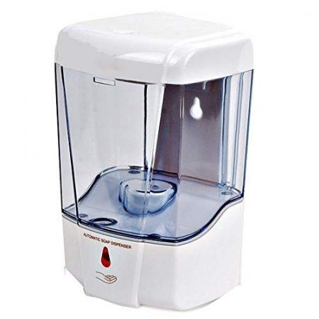 Automata szappan és fertőtlenítő adagoló - falra szerelhető