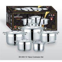 Bohmann 10 részes edény készlet, BH-600-10