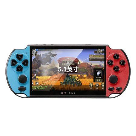 X7 Plus hordozható kézi játékkonzol