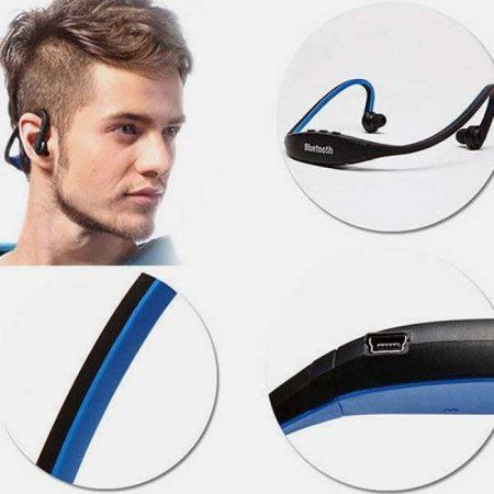 Bluetooth sport fülhallgató