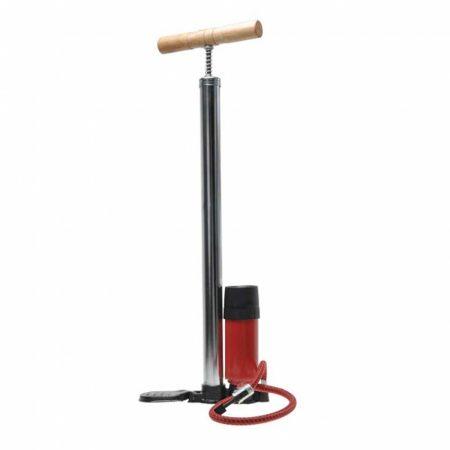 Möller pumpa, nyomásmérővel