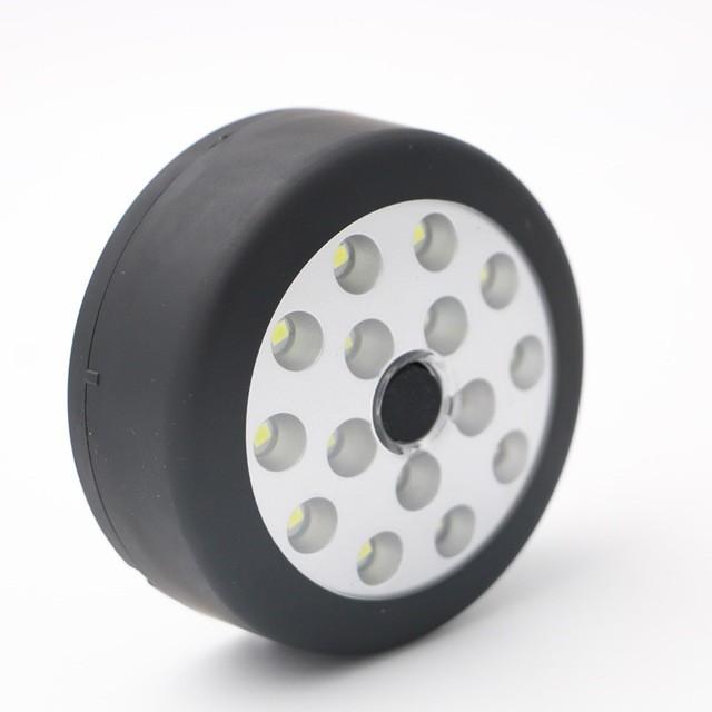 Image of 15 SMD Ledes mágneses, felakasztható lámpa steklámpa