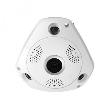 Image of 360°-os WiFi-s HD Megfigyelő Panoráma Kamera